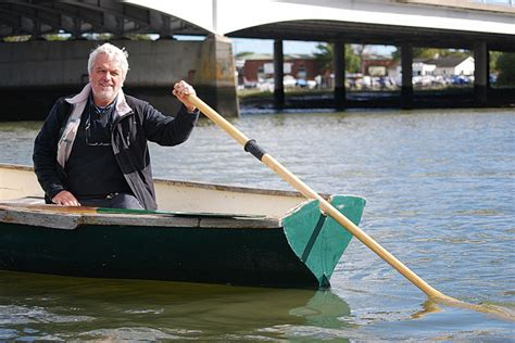how long should boat oars be sculling over the stern practical boat owner