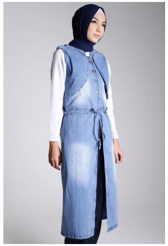 Pakaian Unik Overall 15 pilihan model overall muslim untuk hangout kamu di