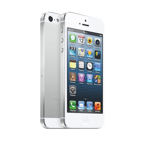 iphone 5 16gb white silver sasktel 3 year
