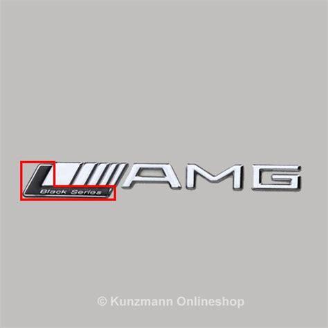 logo mercedes benz amg black series schriftzug emblem 63 65 amg original