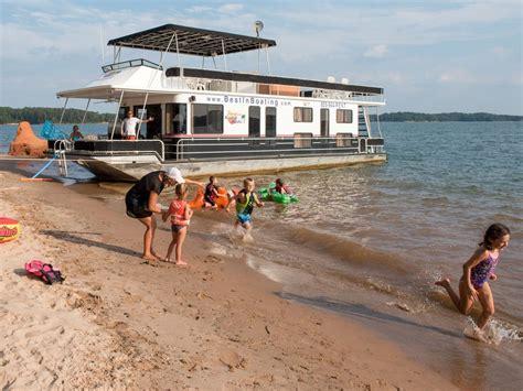 houseboats for rent lake lanier luxury houseboat rental on lake lanier vrbo