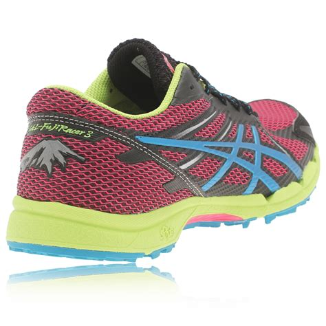 asic trail running shoes reviews asics gel fuji racer 3 s trail running shoes 50