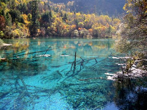clearest lake in china facts what is the most scenic part of mainland china backpackerlee