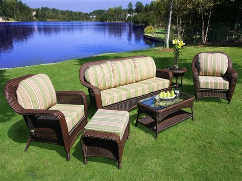 patio wicker resin patio furniture resin wicker outdoor