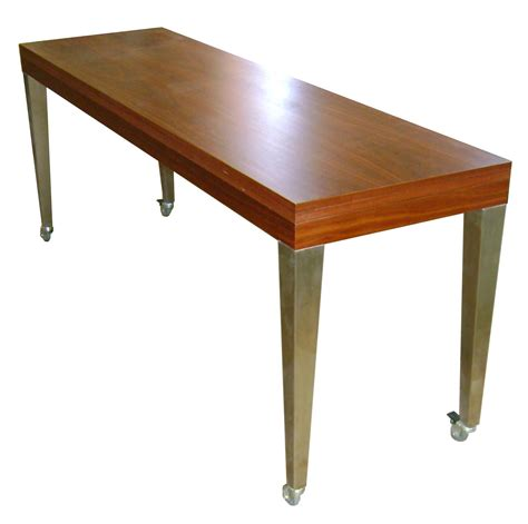 retractable table folding table