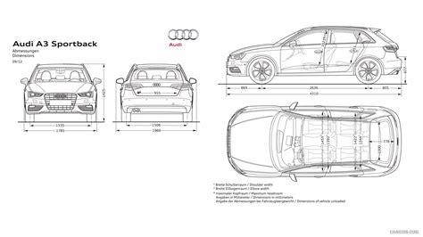 Audi A3 Dimensions 2014 by 2013 Audi A3 Sportback S Line Dimensions Hd Wallpaper