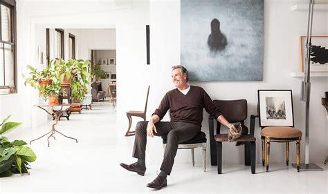 design love fest loft tour tour designer vicente wolf s gorgeous nyc loft one kings