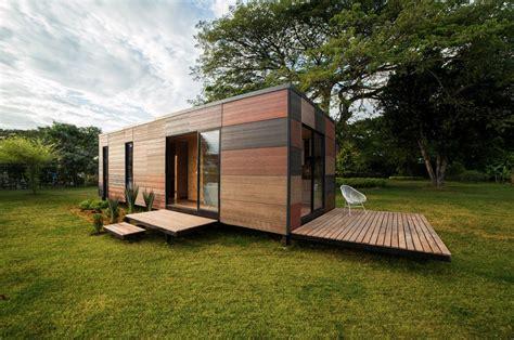 casas de madera economicas dise 241 os de casas econ 243 micas y modernas construye hogar