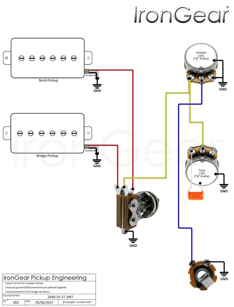 3 wire humbucker wiring diagram wiring diagrams wiring