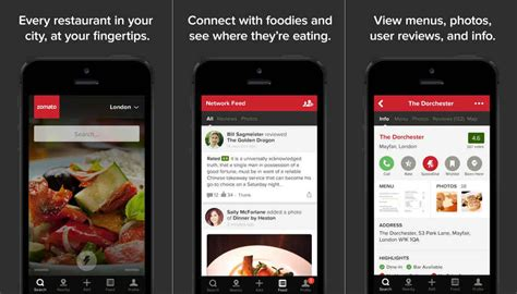Apps For Finding Top 7 Apps For Finding Fast Food Near Me Satisfy Your Appetite