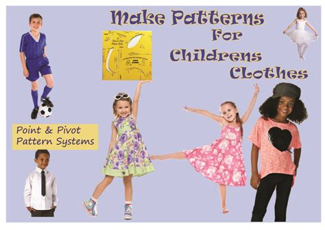 books on pattern making for garments make patterns for childrens clothes childrens pattern