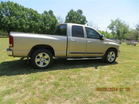 dodge ram 1500 4 door purchase used 2004 dodge ram 1500 4 door truck 5 7l hemi