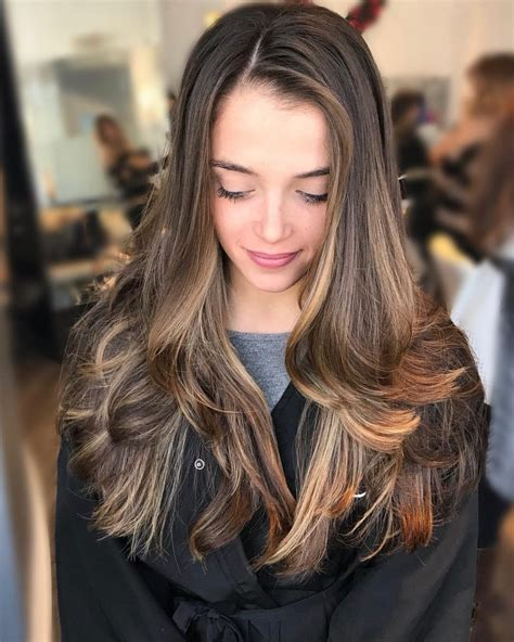 fabulous hairstyles  long straight hair trending
