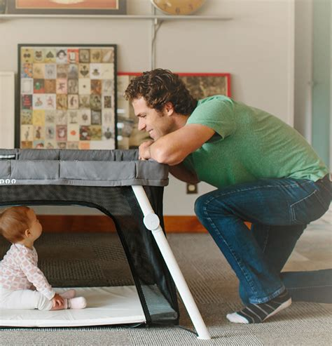Lotus Travel Crib Review by Review Lotus Everywhere Crib By Guava Family Rustic