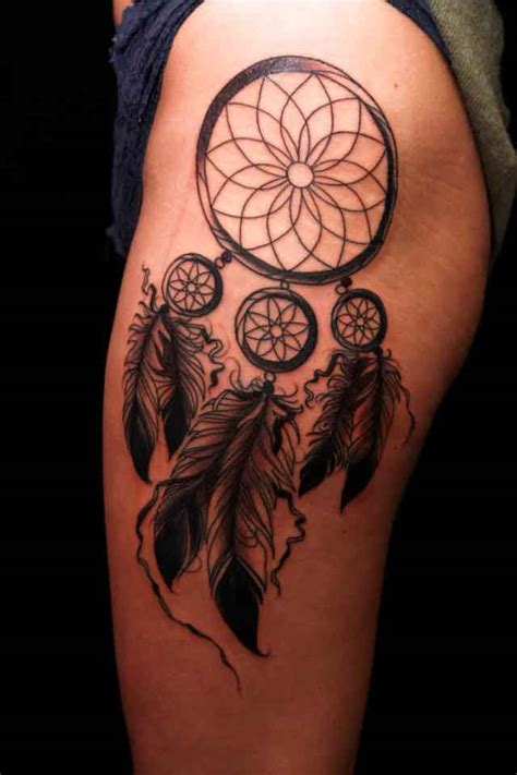 dream catcher tattoo on shoulder 55 amazing catcher shoulder tattoos