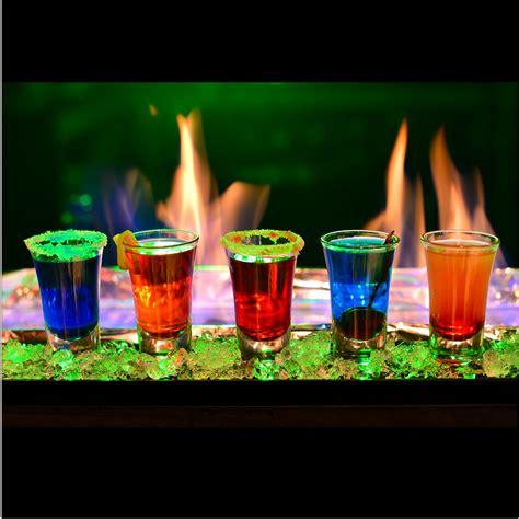 top shots at a bar maziga shots bar spices up the night scene with original