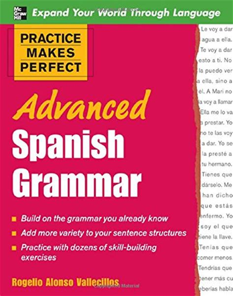 a spanish learning grammar the 8 best books for learning spanish inside and out