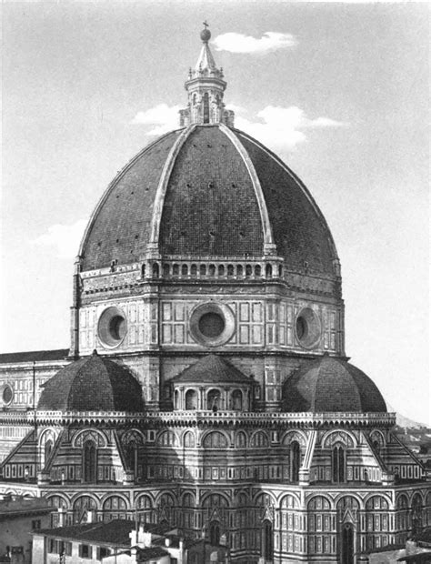 Architecture Cupola file dome of brunelleschi florence character of
