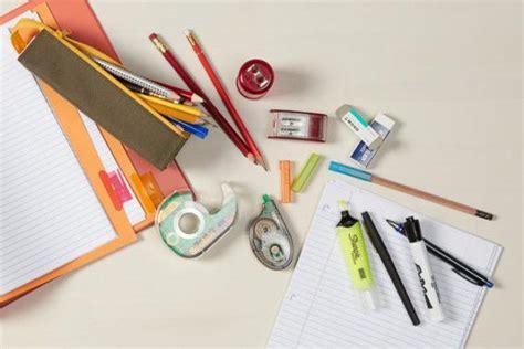 school supplies    school