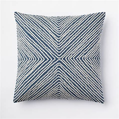 Crewel Pillow Covers by Dot Crewel Pillow Cover West Elm