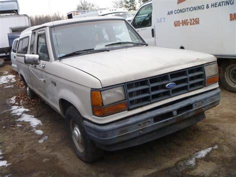 ford ranger bed cap 89 ford ranger bed cap truck cover eagle brand 6 topper