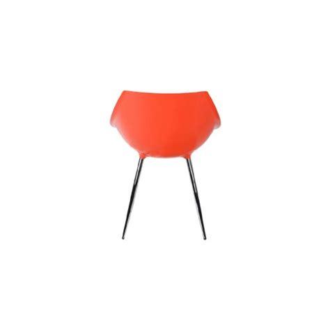 chaise orange 60 s optez pour des chaises design rdv d 233 co