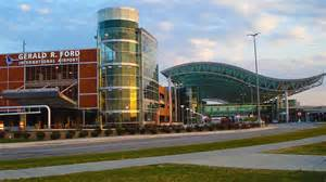 gerald r ford international airport grand rapids michigan