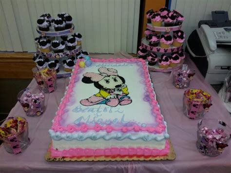 Minnie Mouse Baby Shower Favors Ideas by 44 Minnie Mouse Baby Shower Favors Ideas