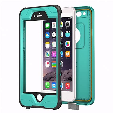 impactstrong iphone 6 plus waterproof fingerprint id compatible slim protection