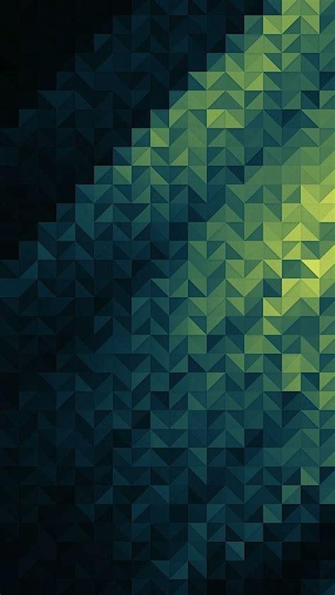 wallpaper green geometric green geometric iphone 5 wallpaper 500x888