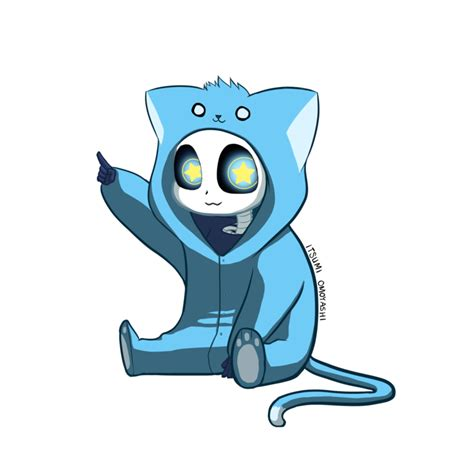 cat onesie blueberry by ltsumi on deviantart