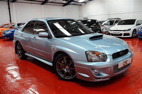 Subaru Wr1 by Used 2004 Subaru Impreza Wr1 For Sale In Greater