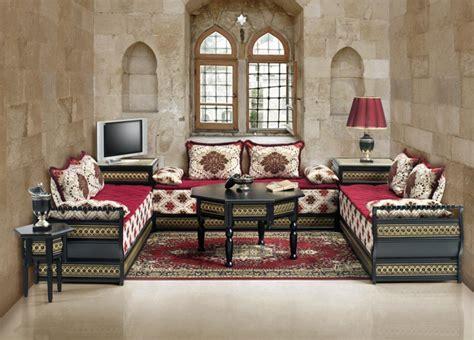 salon canapé marocain salon marocain velour