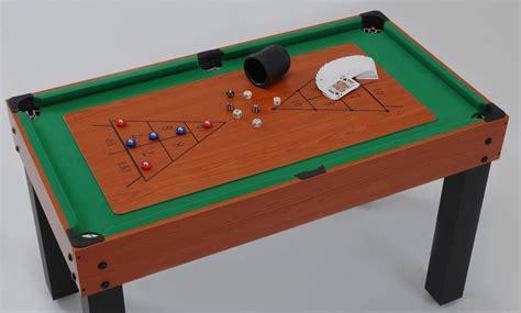 tam tam gioco da tavolo tavolo multi calcio balilla ping pong giochi vari 12 in