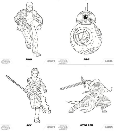 lego bb 8 coloring page 1000 images about colouring pages on pinterest coloring