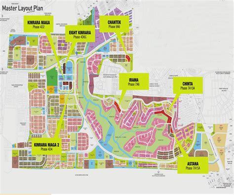 layout plan malaysia new launch property in qaseh bandar kinrara puchong i p