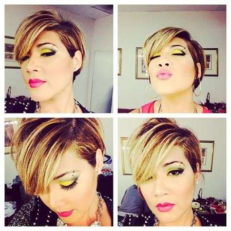 tessanne chin hairstyle pictures tessanne chin hair styles pictures short