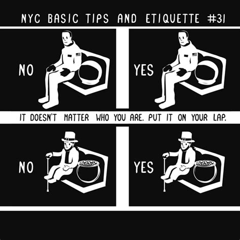 Gift Card Tipping Etiquette - nathan pyle s cartoon gifs show you how to survive new york and have a laugh