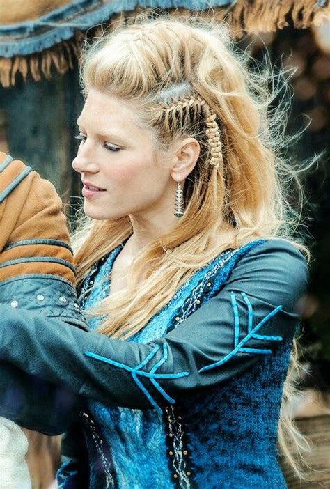 vikings lagertha hair lagertha franz 246 sische z 246 pfe and katheryn winnick on pinterest