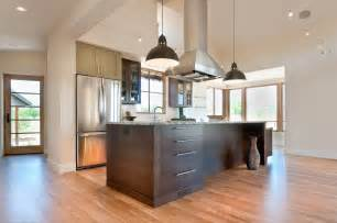 Mid Century Cabinets Custom Modern Farmhouse Kitchen By Marc Hunter Woodworking