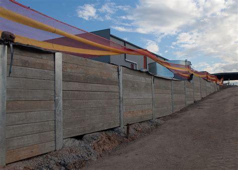 Concrete Sleepers Sydney by Concrete Sleeper Walls United Crib Sydney Construction