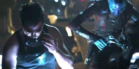 avengers endgame trailer marvel fans loving iron