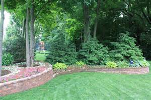 evergreen landscaping evergreen screen traditional landscape grand rapids