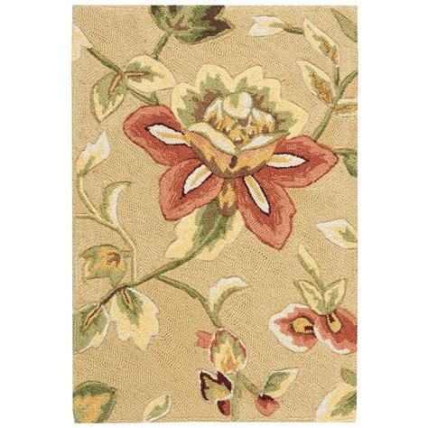 french accent rugs french country beige 2 ft 6in x 4 ft accent rugnourison