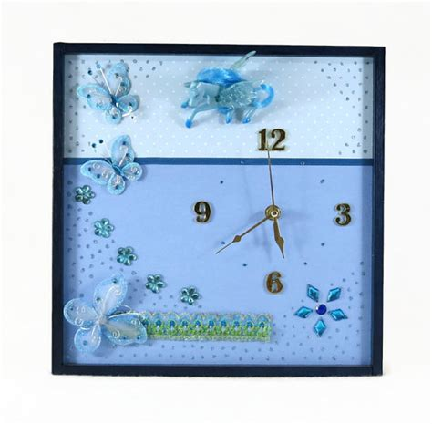 Handmade Gifts Australia - unique wall clocks modern clock wall by