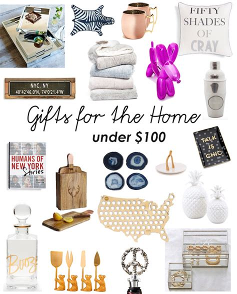 holiday gift guide gifts for the home under 100 katie