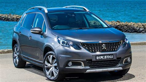 peugeot price range peugeot 2008 2017 review carsguide