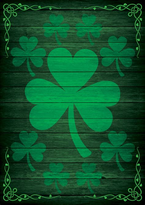 free st patricks day poster psd posters