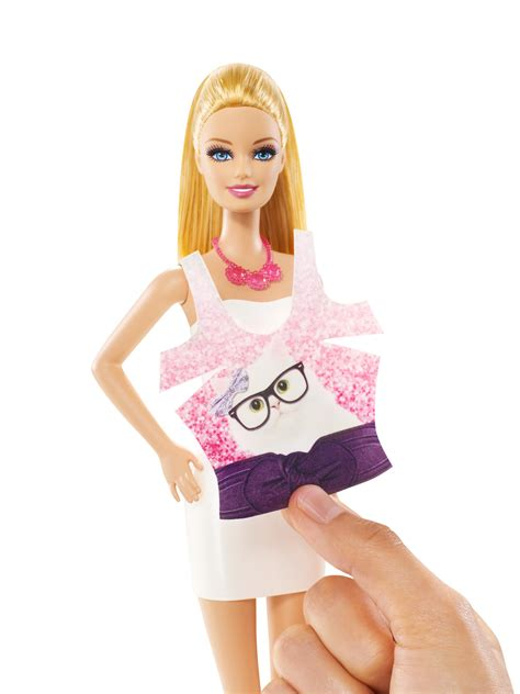 design clothes toy amazon com barbie fashion design maker doll mattel toys