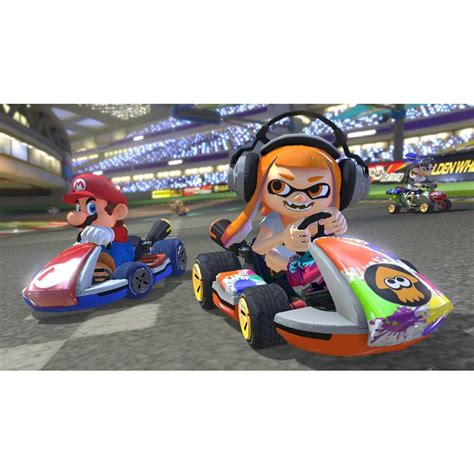 mario kart 8 console mario kart 8 deluxe jeux vid 233 o consoles jeux switch